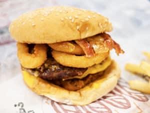 Schlechte Nahrung bringt ein schlechtes Hautbild