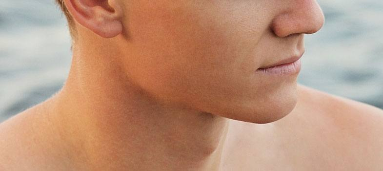 Gesichtspflege für Männer